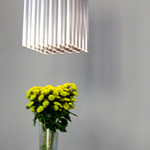 <p><strong><a href=johanna-grawunder.html class=link-lightbox>Johanna Grawunder</a></strong><br />In the Desert</p><p><strong>375 S</strong><br />Hanging light in satin  finish aluminium tubes with adjustable steel cables. Halogen light system with  36 bulbs.<br />  36 x 36 x h. 85 cm.</p><p>Limited edition of 12 signed and numbered  pieces.</p>